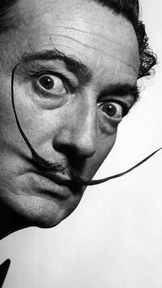 Salvador Dali ★ Add your favourite Stars to your #iPhone + #Android @prettywallpaper
