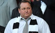 Mike Ashley drops challenge to Dave Kings fit and proper ruling at Rangers