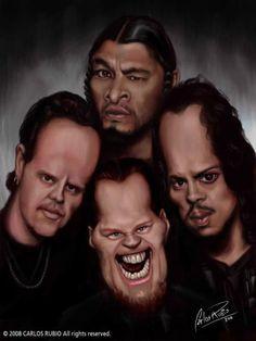 Bahahahahahahahahahahahaha!!!!!!!!! Metallica!