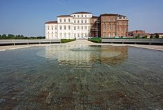 Venaria Reale, Turin, province of Turin , Piemonte region Italy .