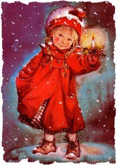Иллюстрации Lisi Martin. Часть- 10. Новогоднее.. Обсуждение на LiveInternet - Российский Сервис Онлайн-Дневников