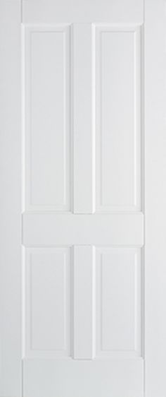 Internal White Primed Canterbury Door Brand new to the white interior door range, the Canterbury door is a robust design featuring a simple yet stunning inset bead setting this apart from other white doors. Perfectly suited to many inte White Interior Doors, Fire Doors, Door Furniture, Modern Traditional, Internal Doors, Entrance Doors, Canterbury, Door Design, Tall Cabinet Storage