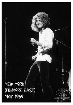 1968-1969 | Led Zeppelin | Official Website Classic Rock And Roll, Rock N Roll, Almost Famous Quotes, Fillmore East, Page And Plant, Robert Plant Led Zeppelin, Blues, Old Rock, Greatest Rock Bands