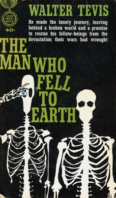 The Man Who Fell to Earth adapted for the screen in 1976