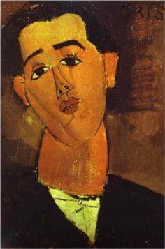 Ch. 13: Influence of Modern Art Artitst: Juan Gris