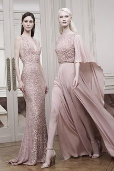 Elie Saab Resort 2015 Fashion Show