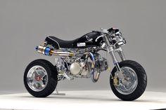 Racing Cafè: Honda Monkey #1 by GCraft