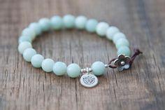 Beaded Bracelets & Waxed Linen Jewelry - Yoga Jewelry by CiCiDesignsJewelry Yoga Jewelry, Etsy Jewelry, Beaded Jewelry, Jewelry Bracelets, Skull Jewelry, Hippie Jewelry, Jewellery, Tribal Jewelry, Silver Bracelets