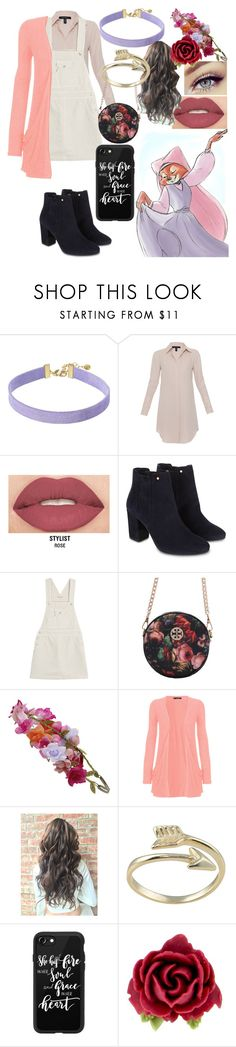 """Maid Marian"" by jassmiine-1 ❤ liked on Polyvore featuring Vanessa Mooney, Xander, Smashbox, Monsoon, AG Adriano Goldschmied, Accessorize, WearAll, Journee Collection, Casetify and Tarina Tarantino"