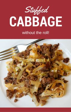 Nancy Fuller of Farmhouse Rules joined Rachael Ray in the kitchen to share a recipe for Stuffed Cabbage without the Roll!