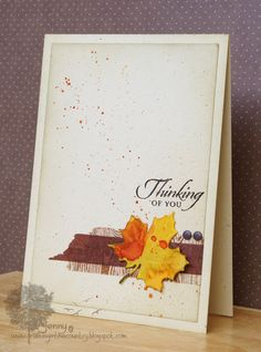 Crafting in the Country: A Little Bit of Autumn