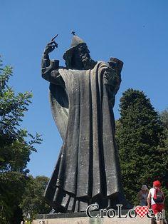 Grgur Ninski w Splicie | #Chorwacja #Croatia #Hrvatska #Split - http://crolove.pl/split-magiczne-miasto-cesarza-dioklecjana/