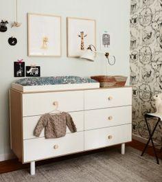 Our range of Oeuf NYC #nursery furniture
