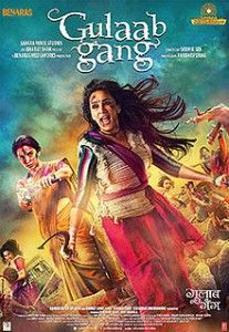 Movie Name: Gulaab Gang IMDB Rating: 6.5/10 from 61 users Genre: Action   Drama Directed by: Soumik Sen Produced by: Anubhav Sinha Star...