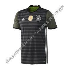 Футболка сборной Германии ЕВРО-2016 Adidas выездная