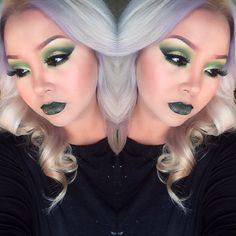 Green villian