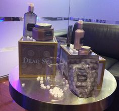 Sabon Dead Sea collection, first impressions