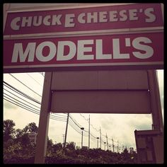"""The """"E"""" in Chuck E. Cheese's stands for """"Entertainment."""" #spellitout"""