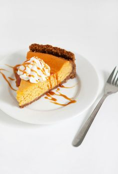 Armelle Blog: pumpkin cheesecake
