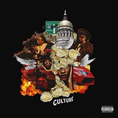 "Culture, the Migos' second studio album, was released on January 27th, 2017. It was preceded by four well-received singles, including ""Bad and Boujee"" and ""T-Shirt."" The album"