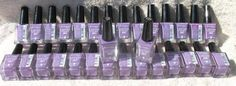 Rimmel London Lasting Finish Pro Nail Polish 370 Wild Orchid ...