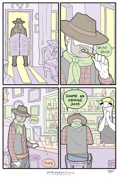 tastefullyoffensive: by Extra Fabulous Comics