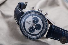 Speedy Tuesday - Hands-On With The Omega Speedmaster CK2998 Reference