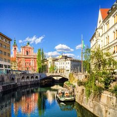 A Spontaneous Ljubljana Day Trip
