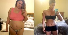 Mom Shows Off Her Incredible 126-Pound Weight Loss On Instagram
