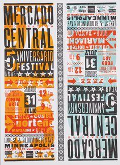 Hecho in Minnesota - Posters Designed By UNO Branding by UNO Branding , via Behance
