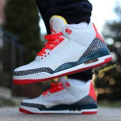"Air Jordan 3 ""Solefly"""