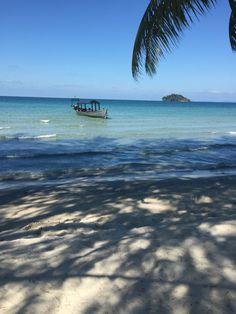 Beautiful beach in cambodia :) ⛱