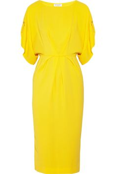 Vionnet | Stretch-crepe dress | NET-A-PORTER.COM