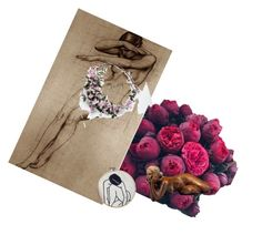 """""""May."""" by amarenalive on Polyvore featuring art"""