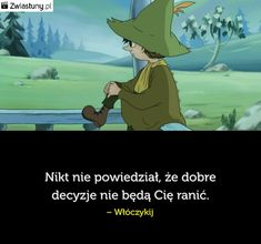 Nikt nie powiedział, że…