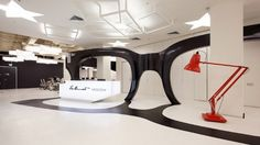 Check out these amazing examples of cool agency offices from around the world.