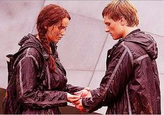 Hunger Games still: Trust me. http://media-cache7.pinterest.com/upload/282530576593451258_MhyxcyPi_f.jpg claudiaspins i have plenty of fire myself what i need is the da