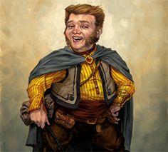 Character Sheets | Dungeons & Dragons - Halfling Rogue
