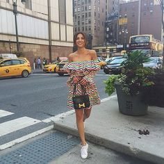 The 30 Best Blogger Outfits From Fashion Week, According to Instagram: Your favorite bloggers curate an entire feed of outfit inspiration, but when they head to New York for Fashion Week, we like to think they turn it up a notch.