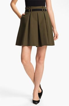 Miss Wu Pleated Skirt (Nordstrom Exclusive) available at  Nordstrom Faldas  Cortas 6235696ad076