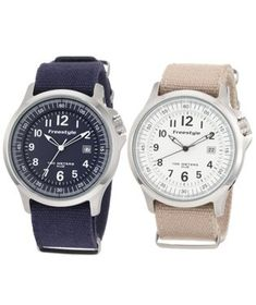 Men's Wrist Watches - Freestyle Mens FS84992 Ranger Field Case Watch ** Learn more by visiting the image link. (This is an Amazon affiliate link)