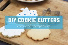 This tutorial on how to make a cookie cutter is a fan favorite in my house, because it is easy, inexpensive and doesn't require fancy glue or tools.