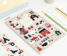 GMZ 2015 Slim Planner Journal diary Scheduler notebook Simplanner mini Korea   eBay