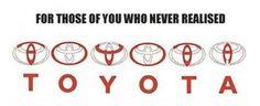 #Toyota