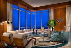 New York Penthouse by Juan Pablo Molyneux