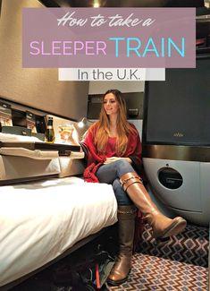 GWR Night Riviera Sleeper Train - London to Penzance - Travel Off Path