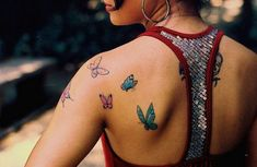 Love butterflies. This will be my tattoo soon.