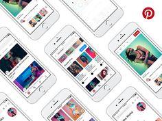 Pinterest - UI Kit