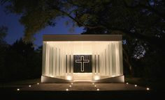 Chapel of La Estancia » Yanko Design Glow Transluscent Contrast