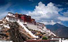 O al menos la solución que el pueblo tibetano quiere. Su cultura se va perdiendo poco a poco entre las oleadas de los inmigrantes chinos que ahí llegan
